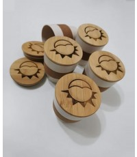 Cana din fibra de bambus